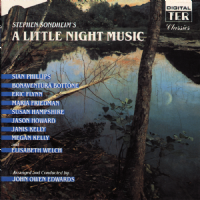 A Little Night Music remaster  Studio Cast Recording CD